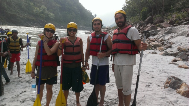 Raftting