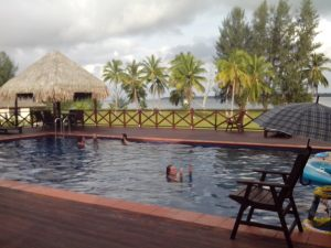 Beach Front Resort, Luganville