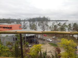 Port Vila post TC Pam